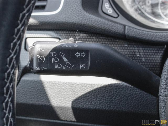 2015 Volkswagen Passat 1.8 TSI Comfortline (Stk: 51196) in Toronto - Image 21 of 30
