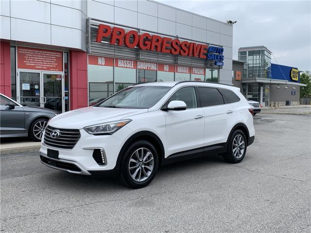 2019 Hyundai Santa Fe XL Luxury (Stk: KU296840) in Sarnia - Image 1 of 26
