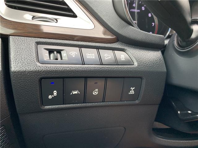 2019 Hyundai Santa Fe XL Luxury (Stk: KU296840) in Sarnia - Image 21 of 26