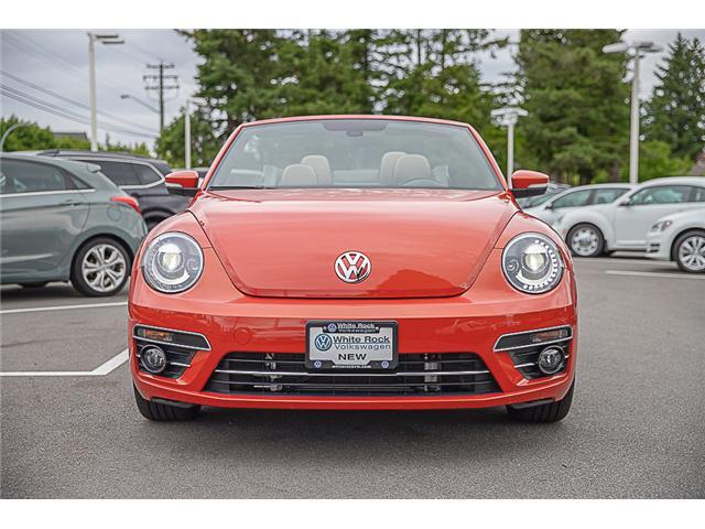 2018 Volkswagen Beetle 2.0 TSI Coast (Stk: JB517278) in Vancouver - Image 2 of 23