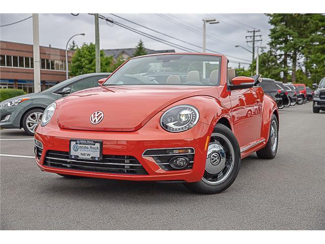 2018 Volkswagen Beetle 2.0 TSI Coast (Stk: JB517278) in Vancouver - Image 3 of 23