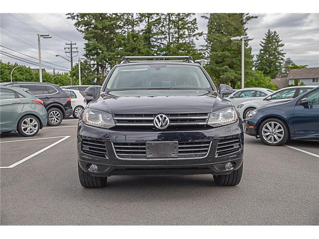 2012 Volkswagen Touareg 3.6L Execline (Stk: KT117585A) in Vancouver - Image 2 of 27