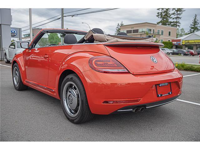 2018 Volkswagen Beetle 2.0 TSI Coast (Stk: JB517278) in Vancouver - Image 5 of 23