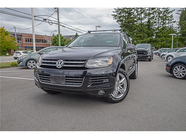 2012 Volkswagen Touareg 3.6L Execline (Stk: KT117585A) in Vancouver - Image 1 of 27