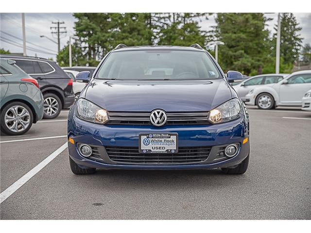 2014 Volkswagen Golf 2.0 TDI Comfortline (Stk: VW0857) in Vancouver - Image 2 of 26