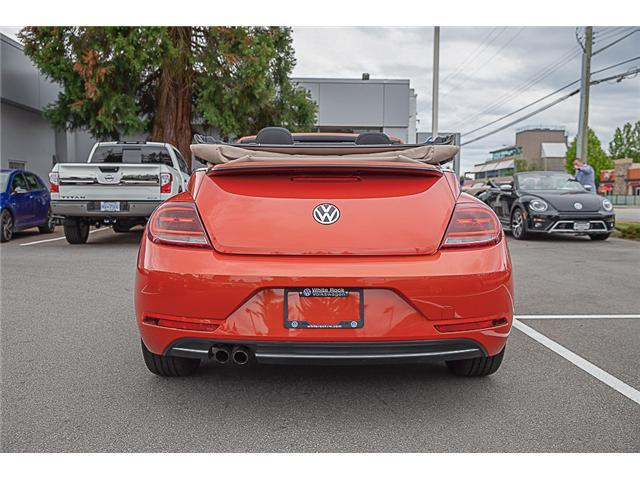 2018 Volkswagen Beetle 2.0 TSI Coast (Stk: JB517278) in Vancouver - Image 6 of 23