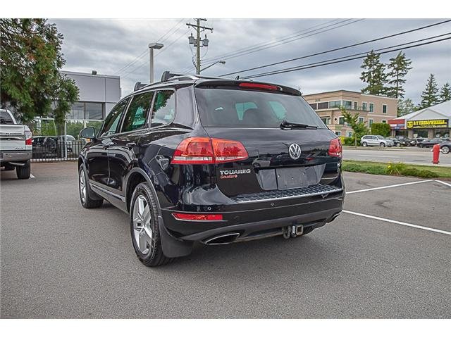 2012 Volkswagen Touareg 3.6L Execline (Stk: KT117585A) in Vancouver - Image 4 of 27