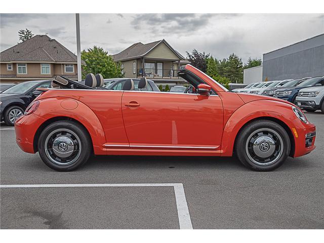 2018 Volkswagen Beetle 2.0 TSI Coast (Stk: JB517278) in Vancouver - Image 8 of 23
