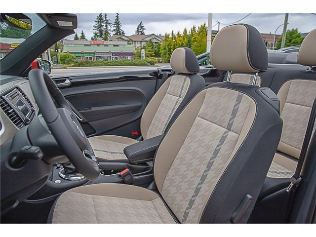 2018 Volkswagen Beetle 2.0 TSI Coast (Stk: JB517278) in Vancouver - Image 10 of 23