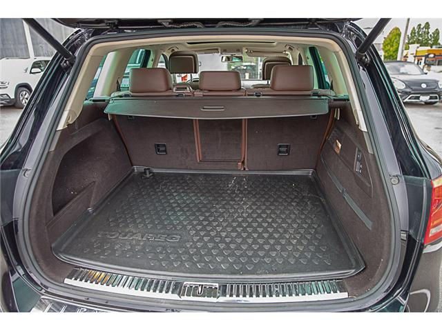 2012 Volkswagen Touareg 3.6L Execline (Stk: KT117585A) in Vancouver - Image 9 of 27