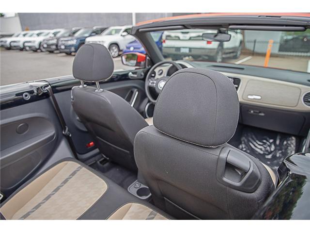 2018 Volkswagen Beetle 2.0 TSI Coast (Stk: JB517278) in Vancouver - Image 13 of 23