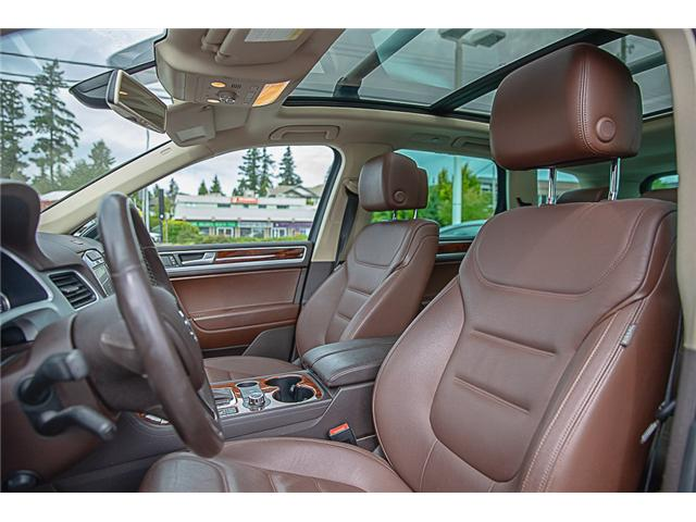 2012 Volkswagen Touareg 3.6L Execline (Stk: KT117585A) in Vancouver - Image 10 of 27