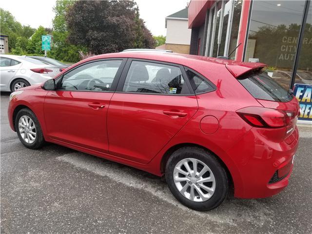 2019 Hyundai Accent Preferred (Stk: DE19365) in Ottawa - Image 2 of 14