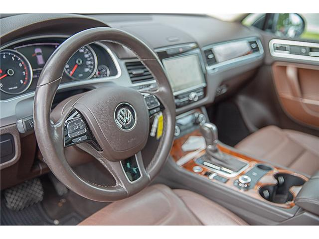 2012 Volkswagen Touareg 3.6L Execline (Stk: KT117585A) in Vancouver - Image 11 of 27