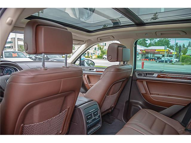 2012 Volkswagen Touareg 3.6L Execline (Stk: KT117585A) in Vancouver - Image 12 of 27