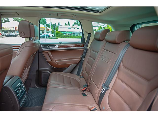 2012 Volkswagen Touareg 3.6L Execline (Stk: KT117585A) in Vancouver - Image 13 of 27