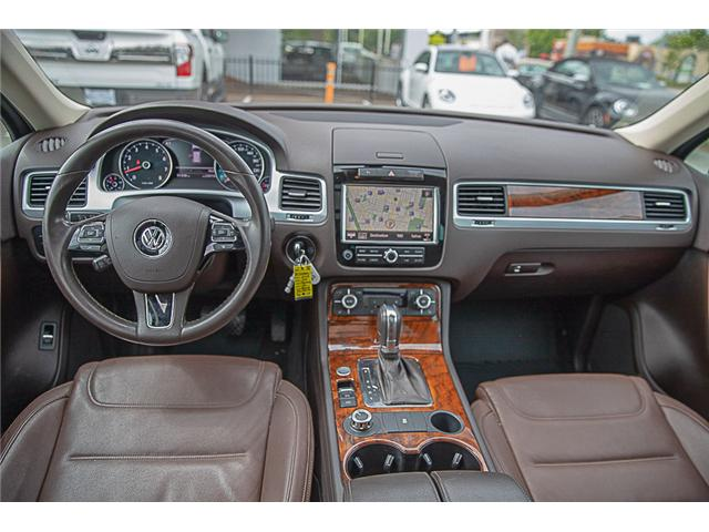 2012 Volkswagen Touareg 3.6L Execline (Stk: KT117585A) in Vancouver - Image 14 of 27