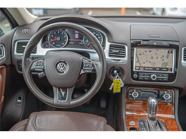 2012 Volkswagen Touareg 3.6L Execline (Stk: KT117585A) in Vancouver - Image 15 of 27