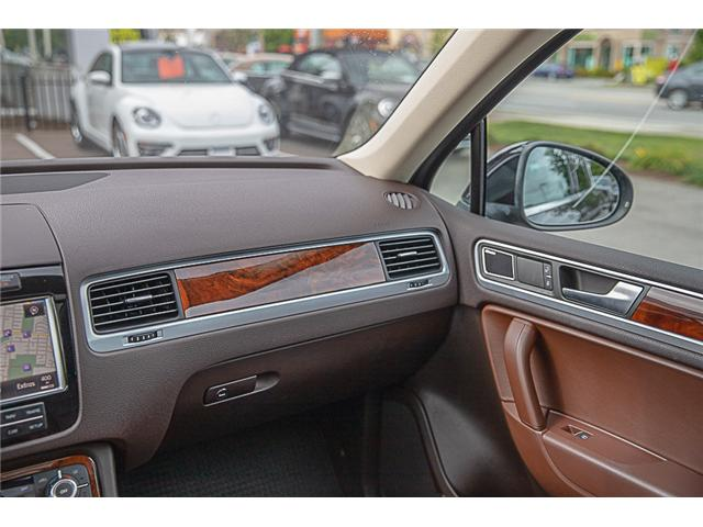 2012 Volkswagen Touareg 3.6L Execline (Stk: KT117585A) in Vancouver - Image 16 of 27