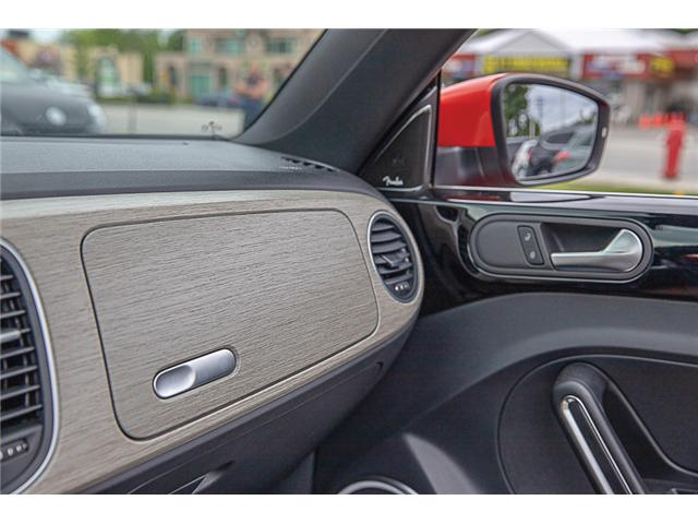 2018 Volkswagen Beetle 2.0 TSI Coast (Stk: JB517278) in Vancouver - Image 22 of 23