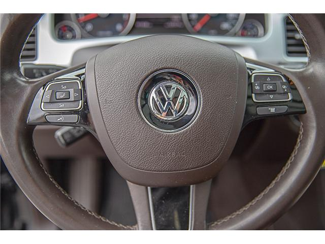 2012 Volkswagen Touareg 3.6L Execline (Stk: KT117585A) in Vancouver - Image 20 of 27