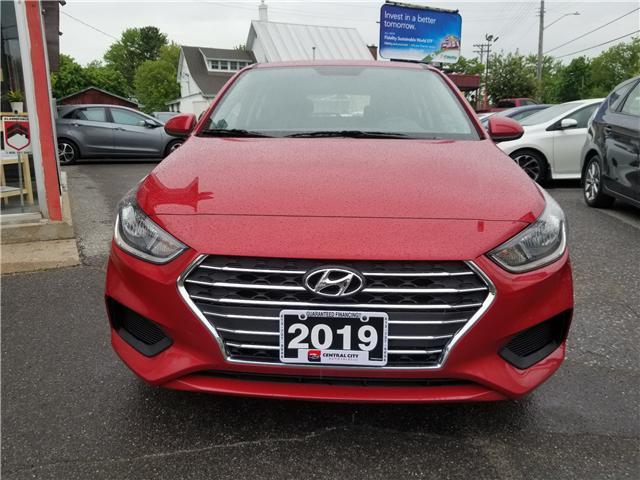 2019 Hyundai Accent Preferred (Stk: DE19365) in Ottawa - Image 8 of 14