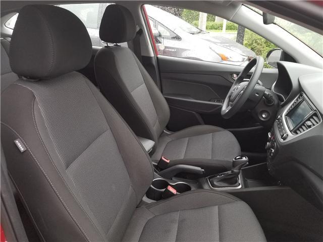 2019 Hyundai Accent Preferred (Stk: DE19365) in Ottawa - Image 10 of 14