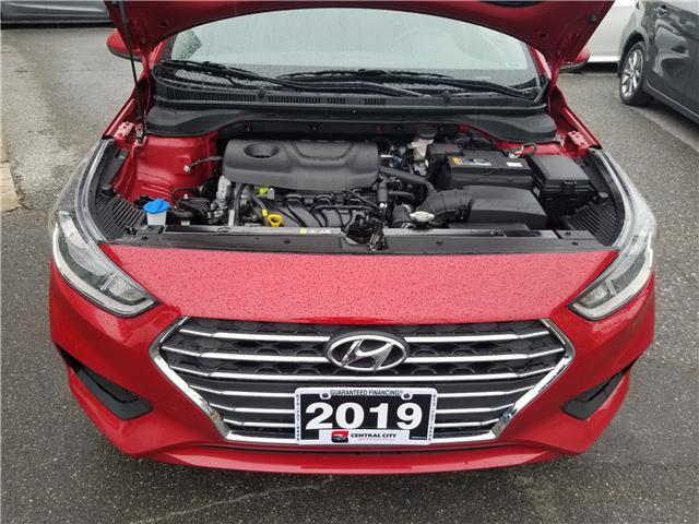 2019 Hyundai Accent Preferred (Stk: DE19365) in Ottawa - Image 14 of 14