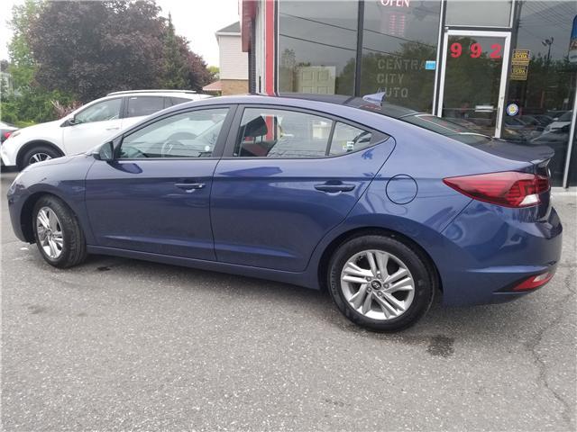 2019 Hyundai Elantra Preferred (Stk: DE19349) in Ottawa - Image 2 of 17