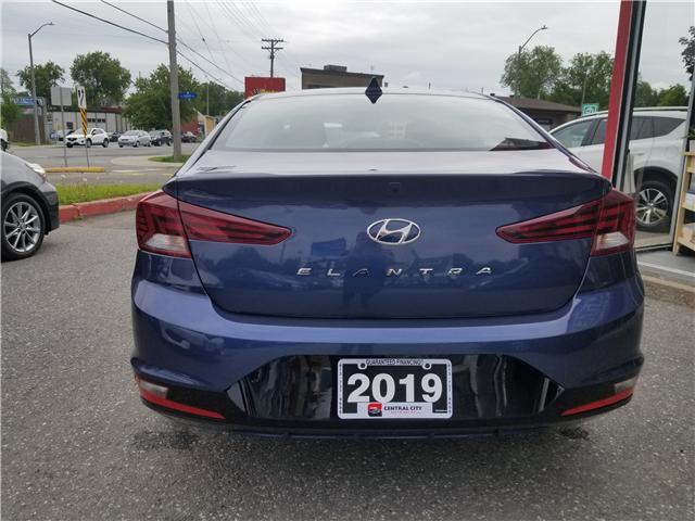 2019 Hyundai Elantra Preferred (Stk: DE19349) in Ottawa - Image 4 of 17