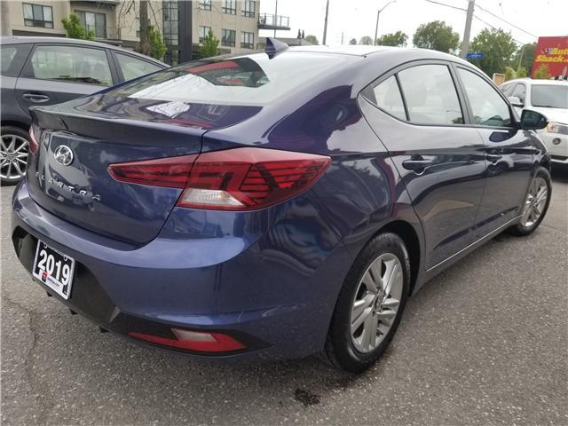 2019 Hyundai Elantra Preferred (Stk: DE19349) in Ottawa - Image 5 of 17