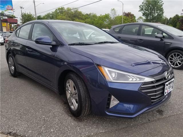 2019 Hyundai Elantra Preferred (Stk: DE19349) in Ottawa - Image 7 of 17