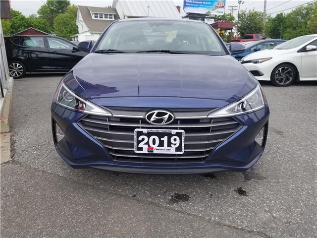 2019 Hyundai Elantra Preferred (Stk: DE19349) in Ottawa - Image 8 of 17