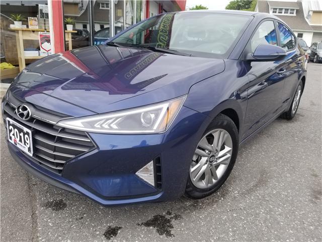 2019 Hyundai Elantra Preferred (Stk: DE19349) in Ottawa - Image 9 of 17
