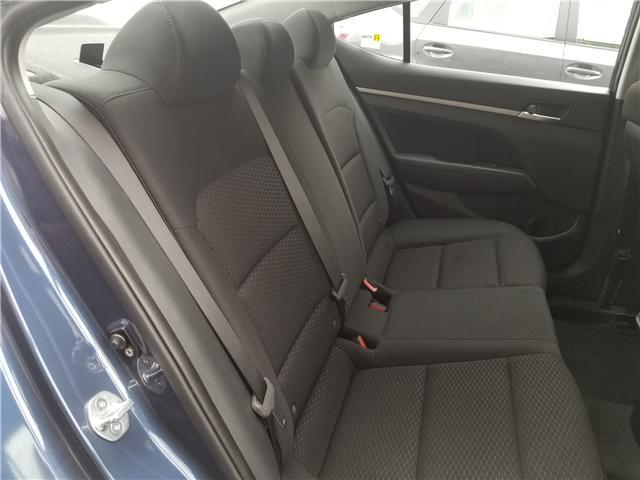 2019 Hyundai Elantra Preferred (Stk: DE19349) in Ottawa - Image 10 of 17