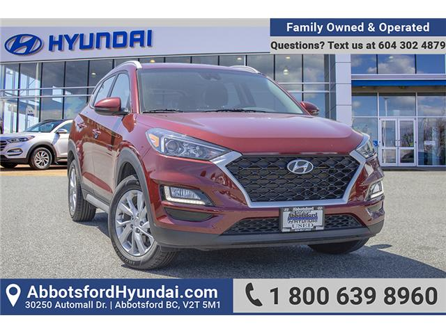 2019 Hyundai Tucson Preferred KM8J3CA44KU849196 AH8834 in Abbotsford