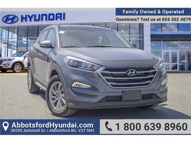 2018 Hyundai Tucson SE 2.0L (Stk: AH8839) in Abbotsford - Image 1 of 27