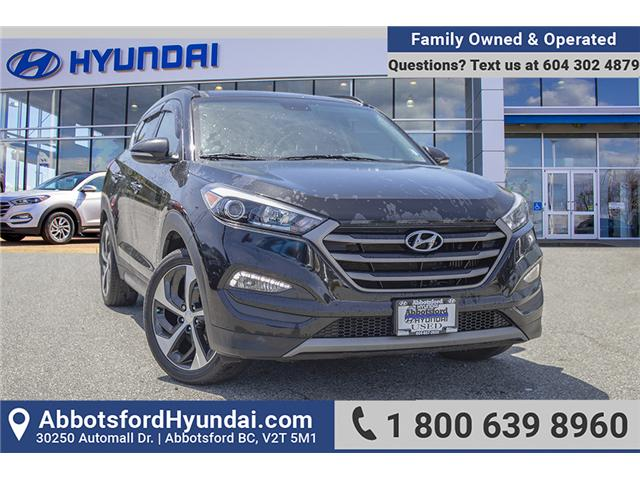 2016 Hyundai Tucson Limited (Stk: AH8843) in Abbotsford - Image 1 of 26