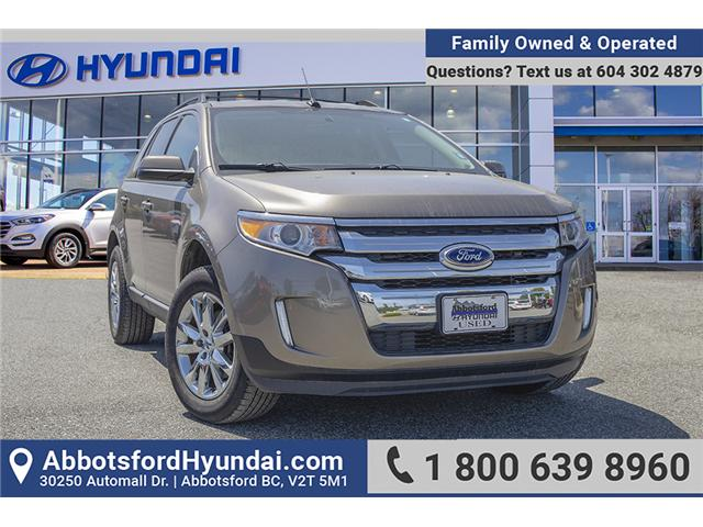 2014 Ford Edge SEL (Stk: AH8846) in Abbotsford - Image 1 of 27