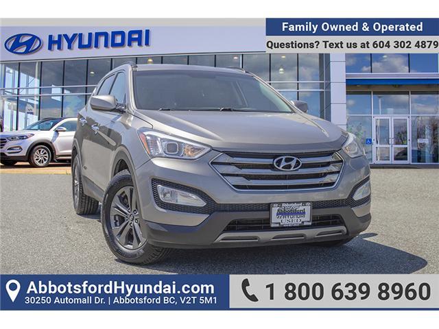 2013 Hyundai Santa Fe Sport 2.4 Premium (Stk: KF071841A) in Abbotsford - Image 1 of 28