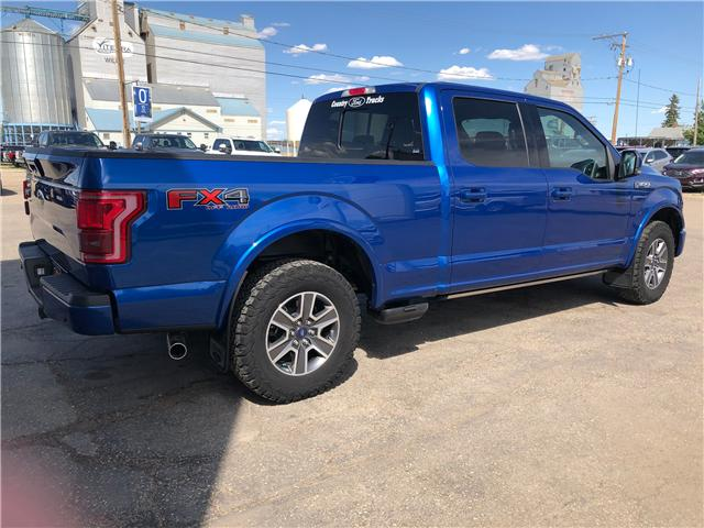 2017 Ford F-150 Lariat (Stk: 9195A) in Wilkie - Image 2 of 22