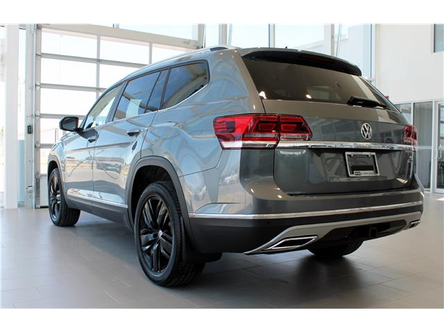 2019 Volkswagen Atlas 3.6 FSI Highline (Stk: 69224) in Saskatoon - Image 4 of 22
