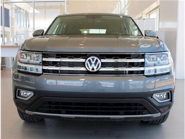 2019 Volkswagen Atlas 3.6 FSI Highline (Stk: 69224) in Saskatoon - Image 2 of 22