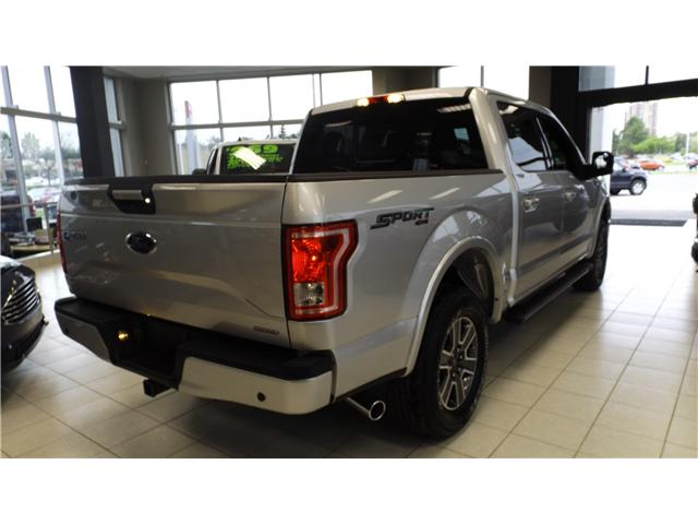 2016 Ford F-150 XLT (Stk: P48260) in Kanata - Image 4 of 13