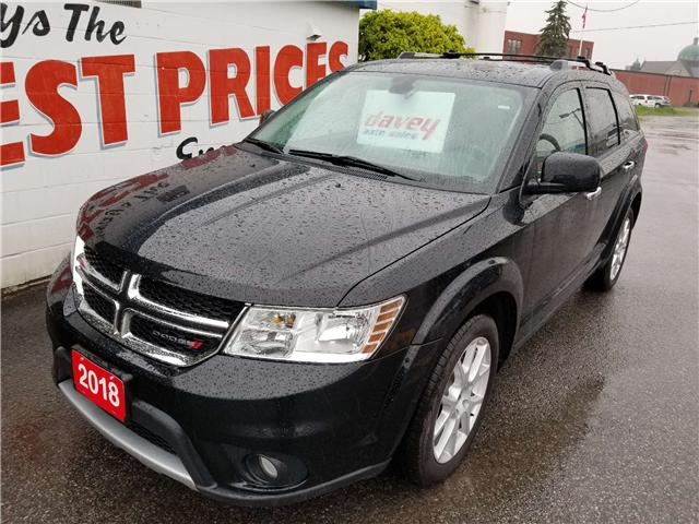 2018 Dodge Journey GT (Stk: 19-380) in Oshawa - Image 1 of 16