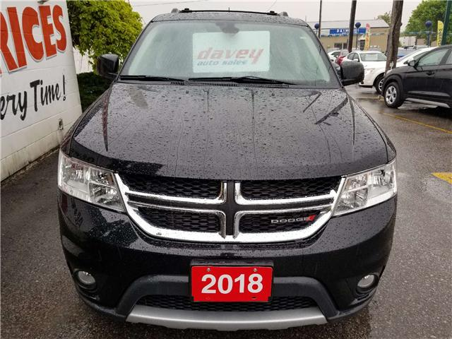 2018 Dodge Journey GT (Stk: 19-380) in Oshawa - Image 2 of 16