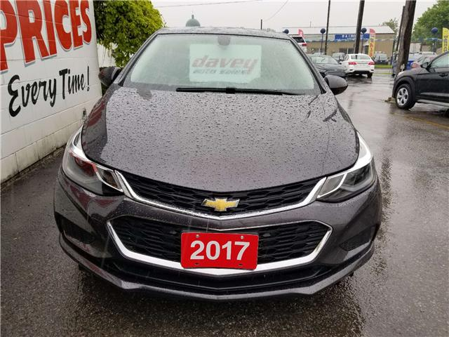 2017 Chevrolet Cruze LT Auto (Stk: 19-350) in Oshawa - Image 2 of 14