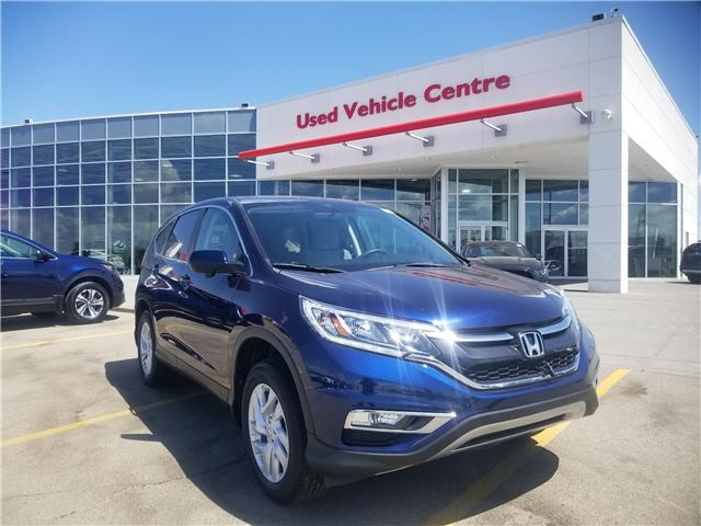 2016 Honda CR-V EX (Stk: 2191009A) in Calgary - Image 1 of 28