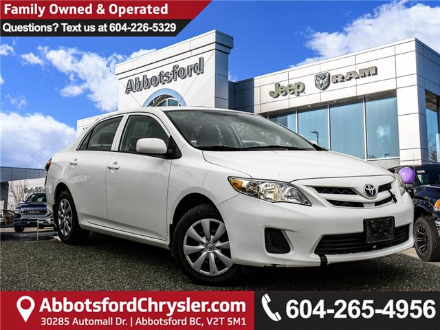 2013 Toyota Corolla CE (Stk: K680423A) in Abbotsford - Image 1 of 20