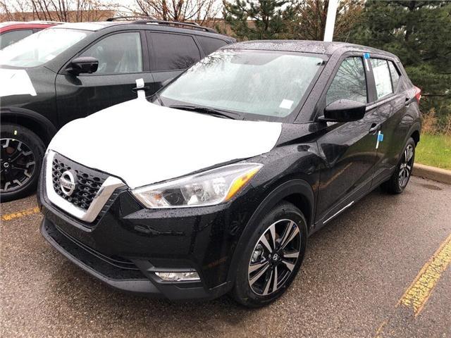 2019 Nissan Kicks SV (Stk: Y1154) in Burlington - Image 1 of 5